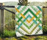 LoveofSky Golf Abstract Quilt Twin Size - All
