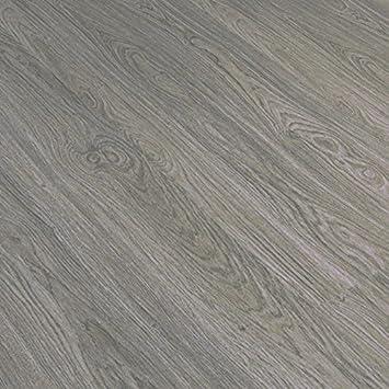 Sol en Vinyle autocollant Effet bois vieux bois gris 2 mm ...