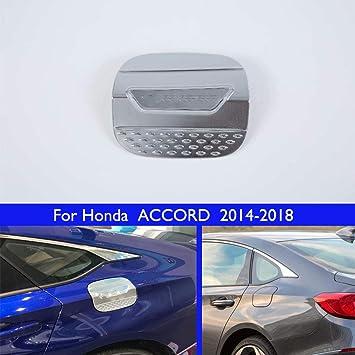 Para Accord 2014 2015 2016 2017 2018 El nuevo 1 pieza no está bordado, coche