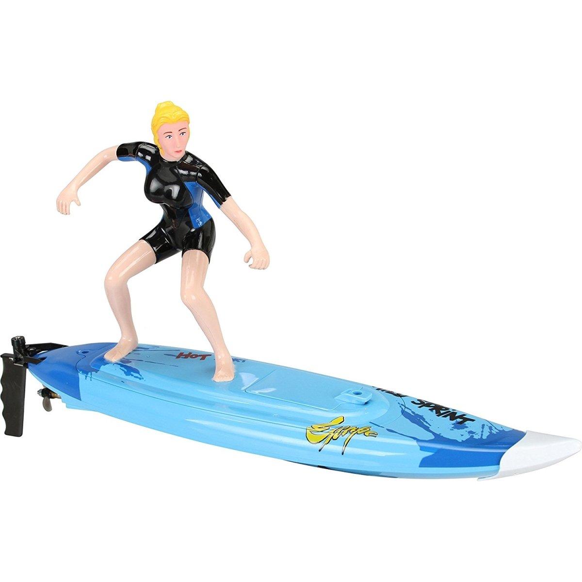 Riviera RC Wave Rider Surf Board, Blue