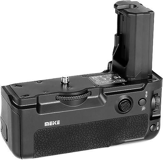 Meike - la nueva MK A9 Pro empuñadura de batería integrado 2,4 gHz ...