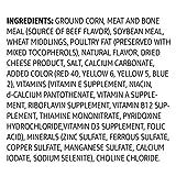 Amazon Brand - Solimo Basic Dry Dog Food, Beef