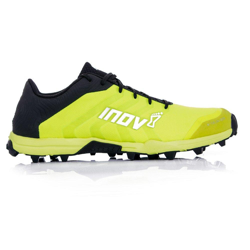 7a7fa77a20ad6 Inov8 X-Talon 225 Unisex Trail Running Shoes - 14 Black: Amazon.co ...