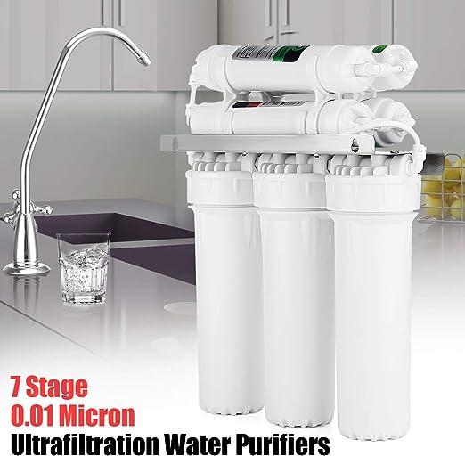 Filtro de agua sanitaria purificador del grifo grifo lavable ...