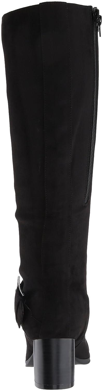 Aerosoles Women's 12 Chatroom Knee High Boot B005A81K4C 12 Women's W US|Black Fabric 90f410