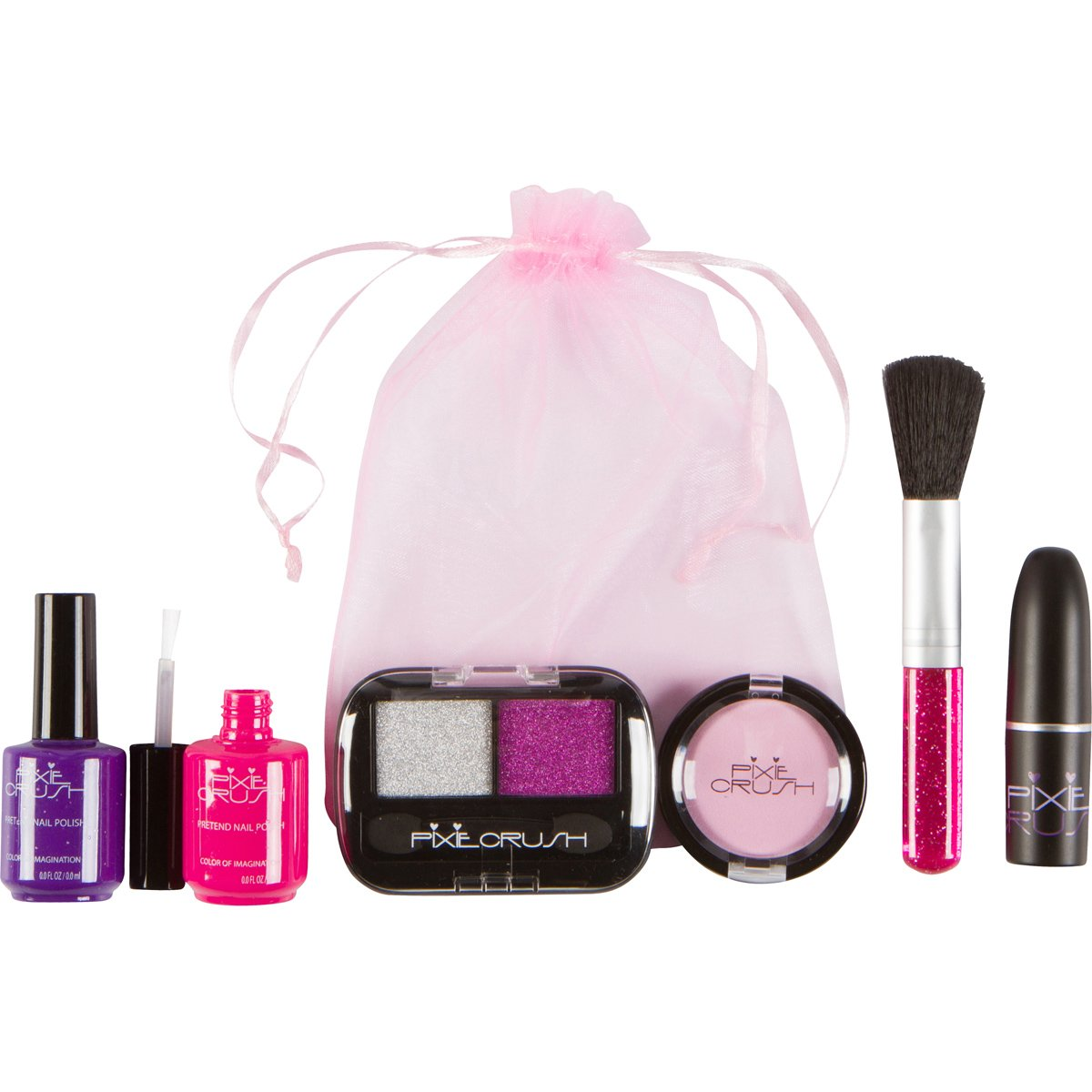 Children Lovely Beauty Plastic Makeup Comestics Kit Eye Shadow Neither Too Hard Nor Too Soft Beauty Essentials