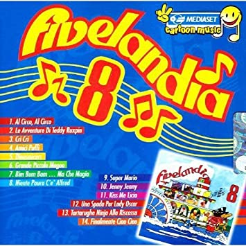 FIVELANDIA 9 - Fivelandia 9 - Amazon.com Music