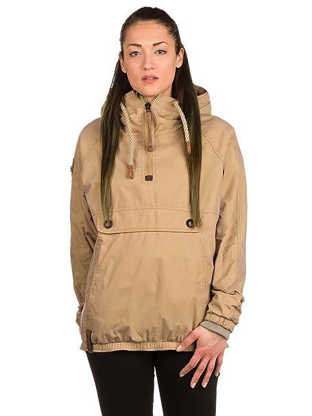 Naketano Women's Jacket Benficker Nuno Sand, XS: Amazon.ca