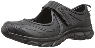 skechers girls school shoes