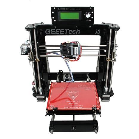 Impresora Acrílica 3D Geeetech® Prusa I3 Pro B Kit, Impresora 3D ...