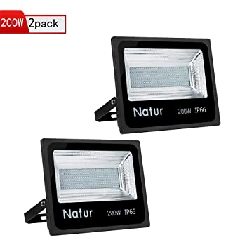 Natur Foco led exterior,Led Proyector para Exterior Iluminación ...