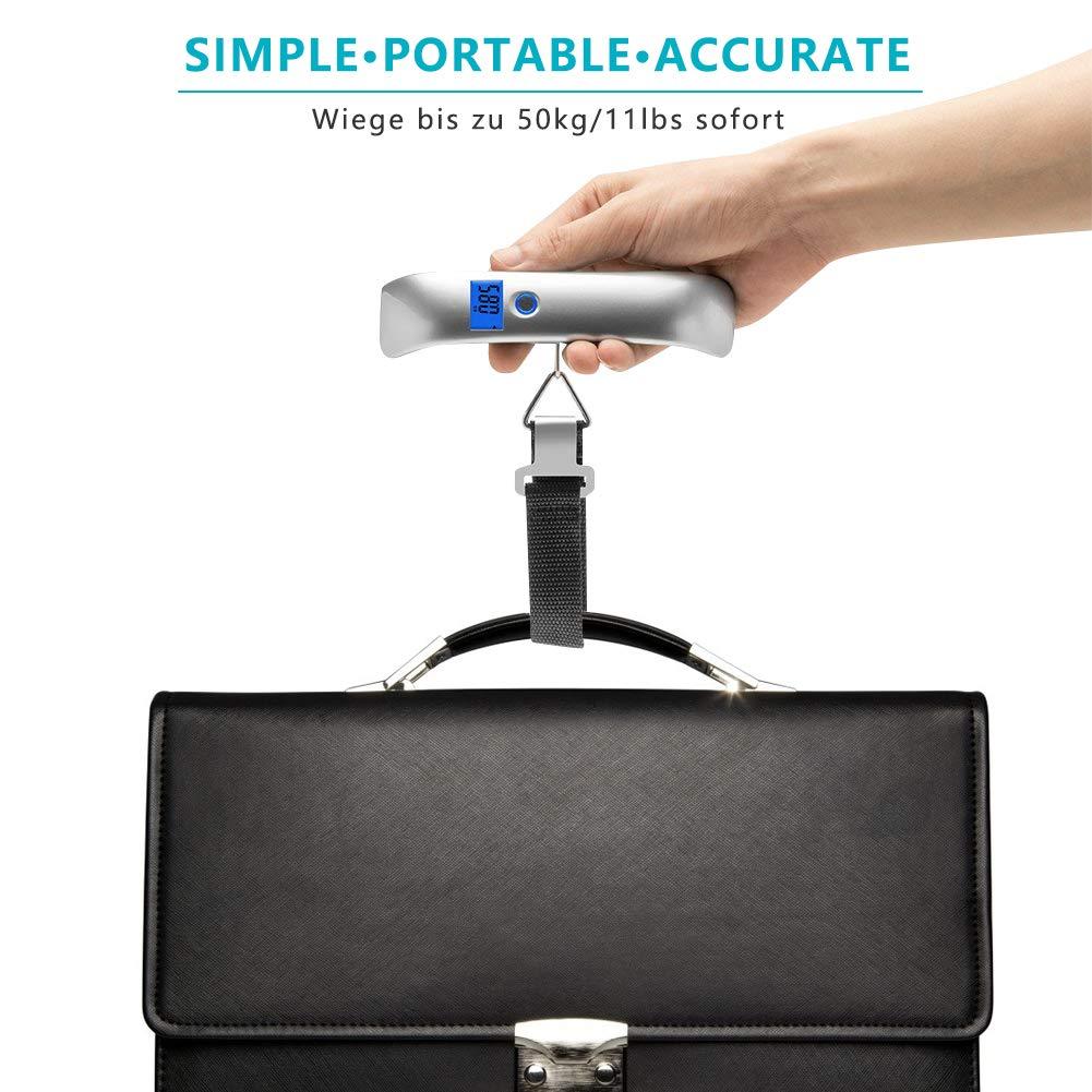 Amazon.com: BestFire Luggage Scales Digital Baggage Scale ...