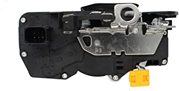 Amazon Com Front Right Passenger Side Door Lock Actuator Motor For 07 08 09 Cadillac Escalade Esv Ext Chevrolet Avalanche Ls Lt Ltz Base Suburban 1500 2500 Tahoe Gmc Sierra 1500 Yukon Xl Automotive