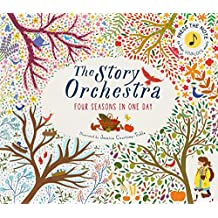 The Story Orchestra: Four Seasons in One Day: Press the note to hear Vivaldi's music