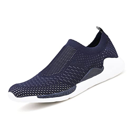 Gracosy Baskets Mode Homme Femme, Sneakers sans Lacets Chaussures de Course  Sports Basses Running Ville 7adb77e2591e