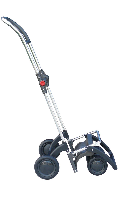 Rolser Logic Tour Pack MF Chariot de courses Jaune 40/l 39,5 x 32,5 x 105,5 cm Bordeaux