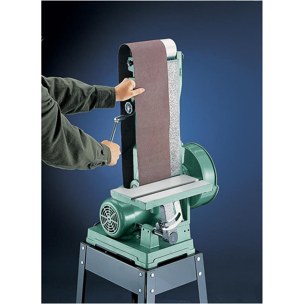 Grizzly G1014Z Disc Z Series Combination Sander with Belt, 6 x 48-Inch by Grizzly (Image #2)