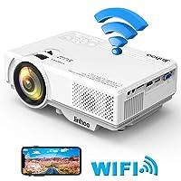 Deals on Jinhoo 2600 Lumens HD Video Projector w/176-in Projector Size