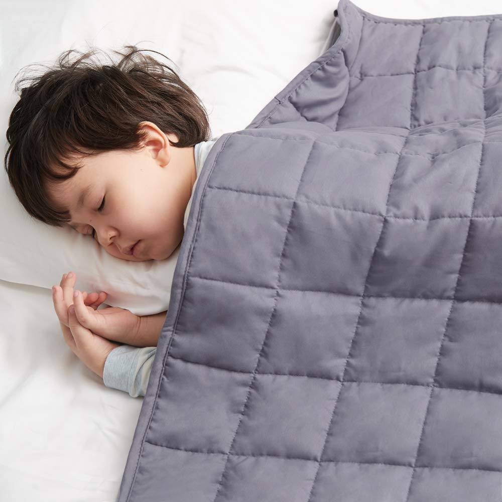 ROSMARUS Child Weighted Blanket Kids
