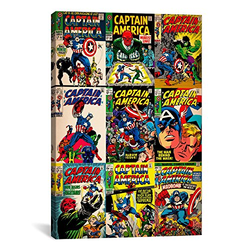 marvel poster canvas - 8