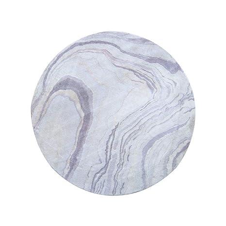 Amazon.com: Alfombra de área redonda, alfombra para salón ...