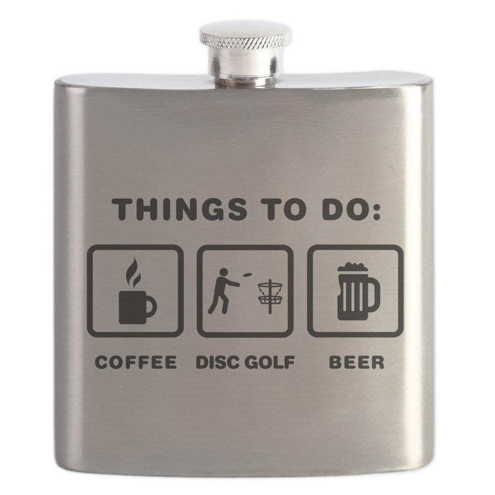 超歓迎された CafePress – Disc Golf – CafePress – ステンレススチールフラスコ Disc、6オンスDrinkingフラスコ B01IUF9NPY, 夏物専門 夏のきもの屋さん:ea10d136 --- oil.xienttechnologies.net