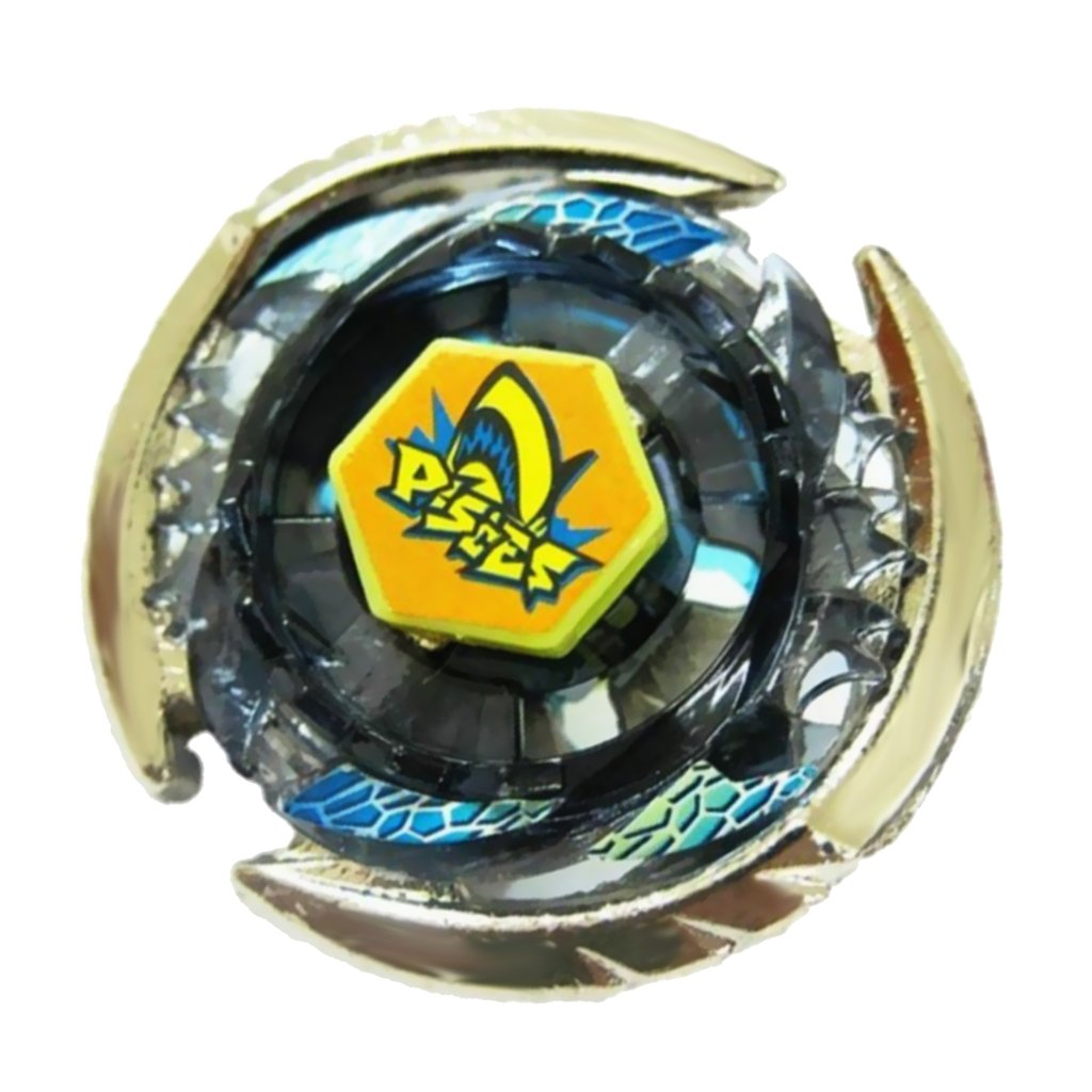 Beyblade Metal Fusion 4D Spinning Top For Kids Toys BB57 Generic