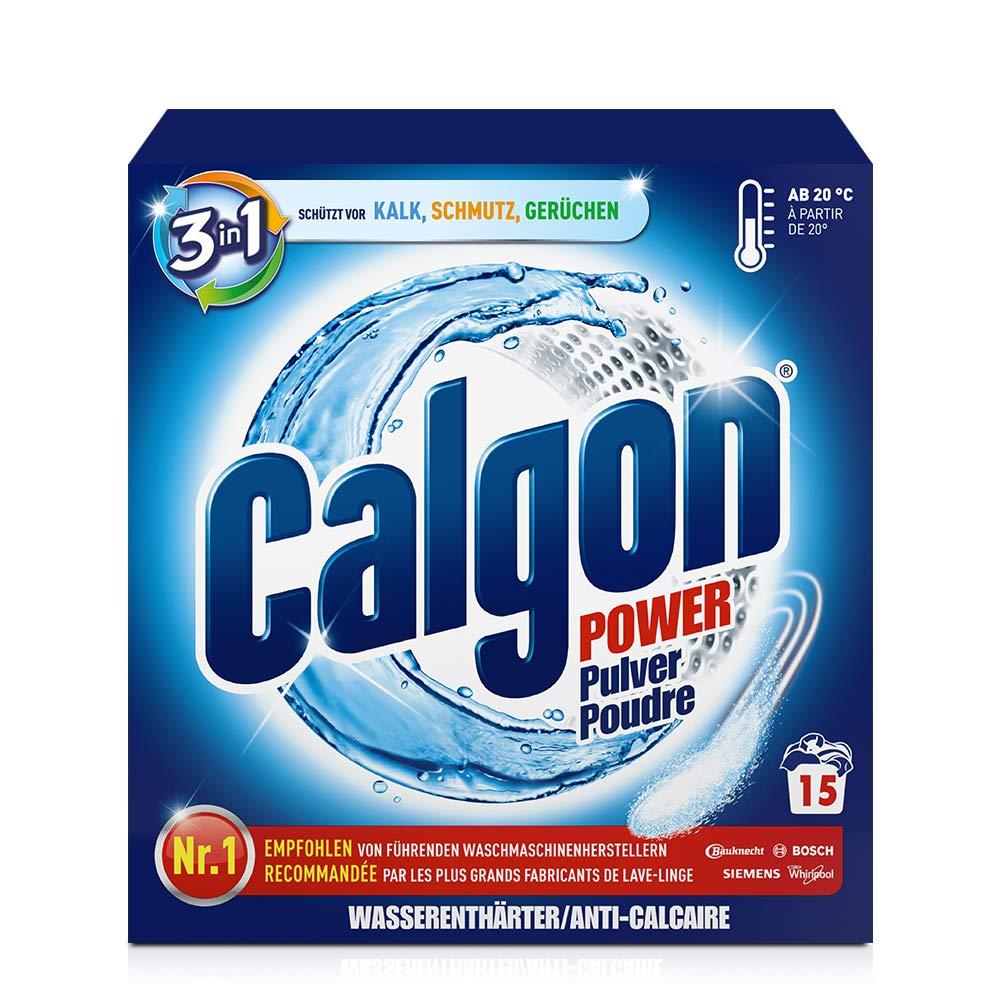 Calgon Express Action 2 fases de ultra de polvo, 1er Pack (1 x 500 ...