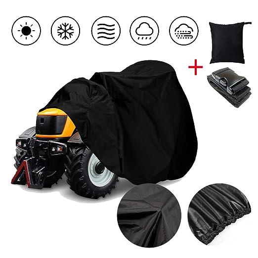 SUNDUXY Funda para Moto Cubierta Funda para Quad de Bike ATV 210D ...