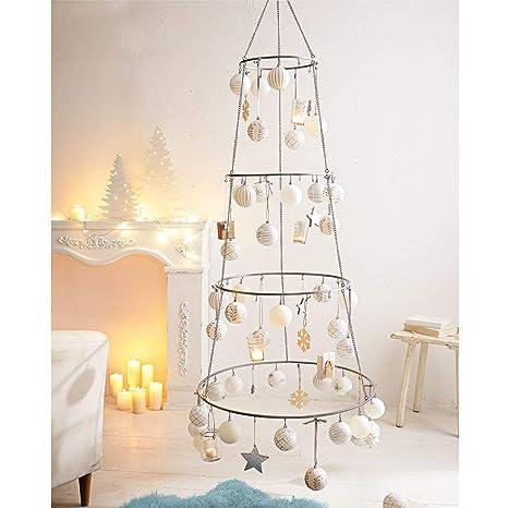 Pureday Weihnachtsdeko Weihnachtsbaum Hanging Tree Tannenbaum