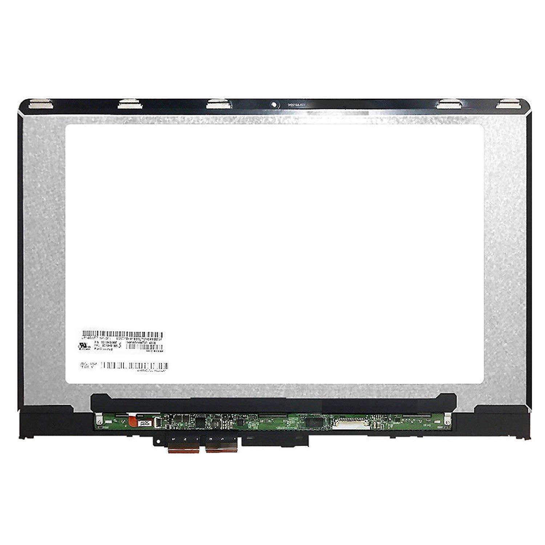 14インチ FHD (1920x1080) 液晶ディスプレイタッチスクリーンデジタイザーアセンブリ Lenovo Yoga 710-14ISK 5D10L47419用 B07L8FSGCM