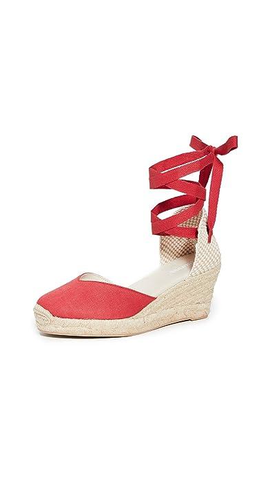 921a2e4a64f Amazon.com | Soludos Women's Lyon Wedge Espadrille | Shoes