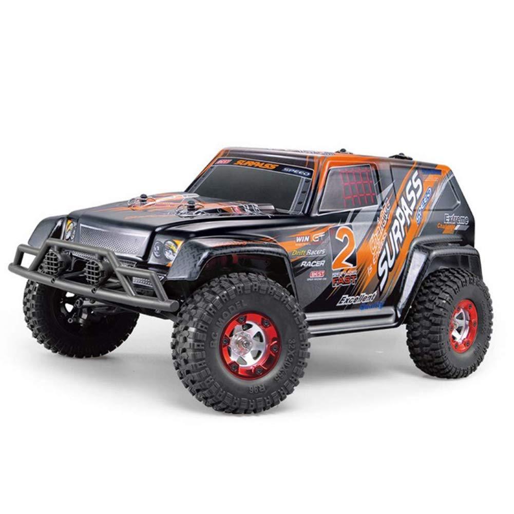 男孩全地形越野遙控車,1:12全地形遙控高速電傳2.4Ghz 4WD怪物卡車,適合兒童和成人   B07TFGQ4H7