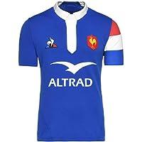 Le Coq Sportif Maillot Rugby XV de France réplica Domicile 2018/2019 Enfant