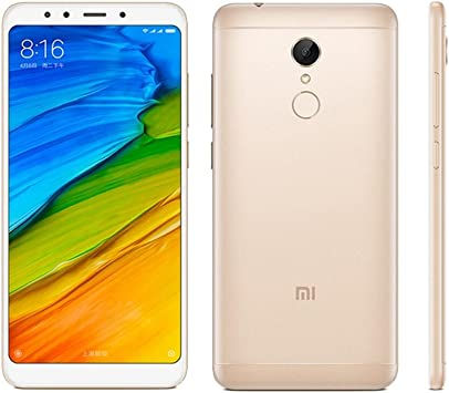 Fancy País Global Edition Xiaomi Red Mi 5 3 GB RAM 32 GB ROM ...