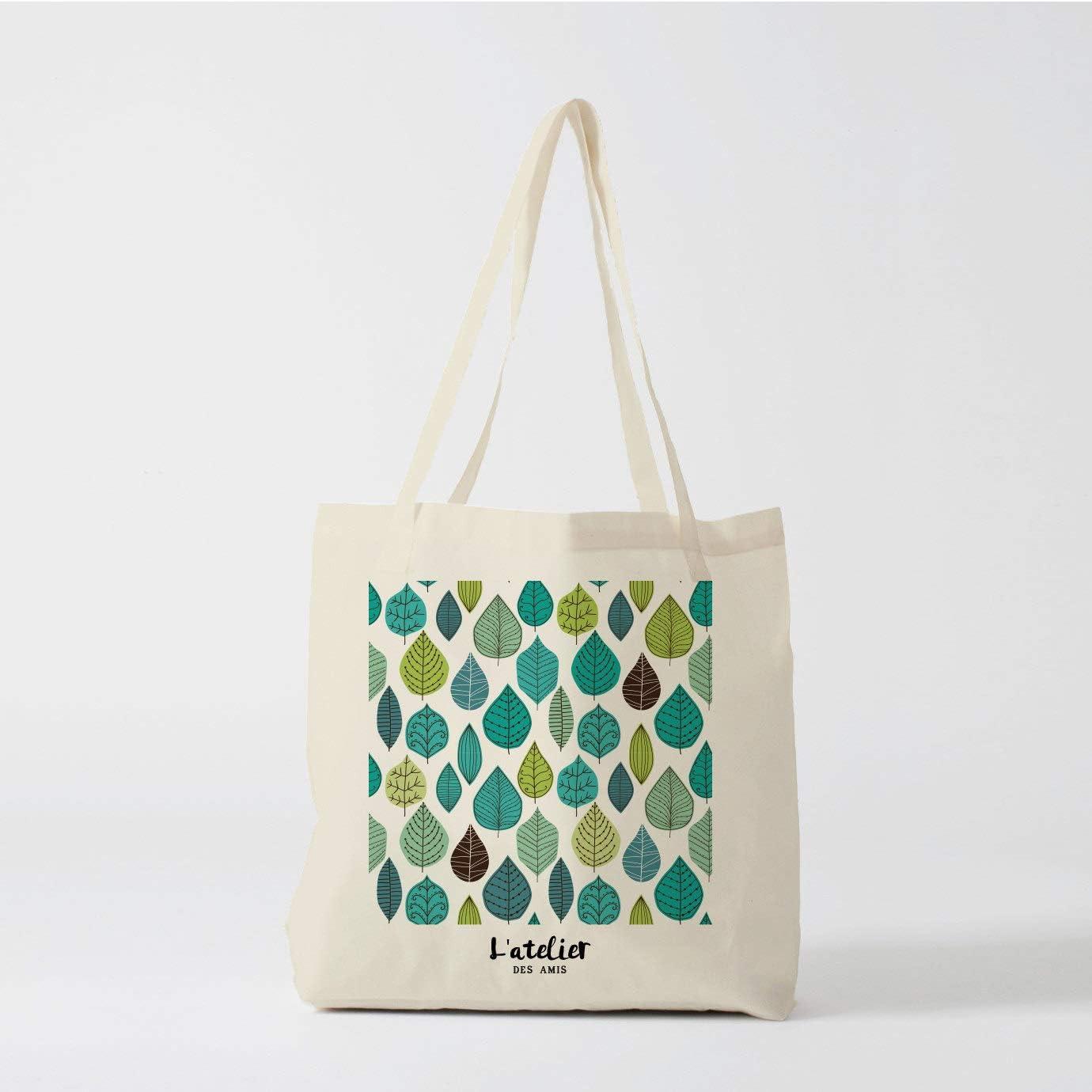 Bolsa de pan de hojas bolsa de la compra bolsa de la compra bolsa ...