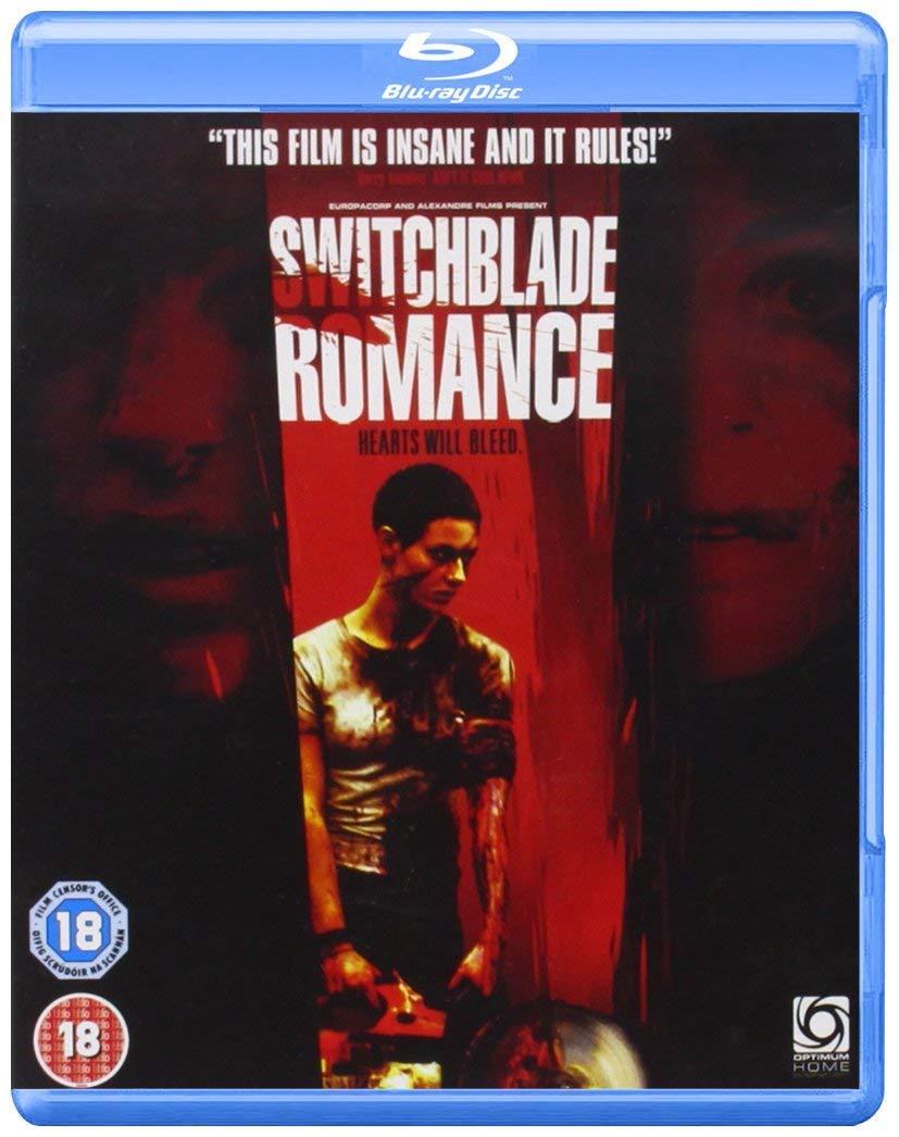 Switchblade Romance Edizione: Regno Unito Reino Unido Blu-ray: Amazon.es: Cecile de France: Cine y Series TV