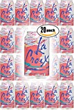 La Croix Passion Fruit Naturally Essenced Flavored Sparkling Water, 12 oz Can (Pack of 20, Total of 240 Oz)