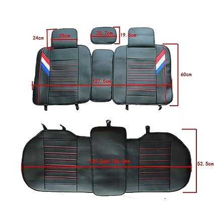 set coprisedili, coprisedili auto universali, protettore, airbag disponibile: Amazon.es: Coche y moto