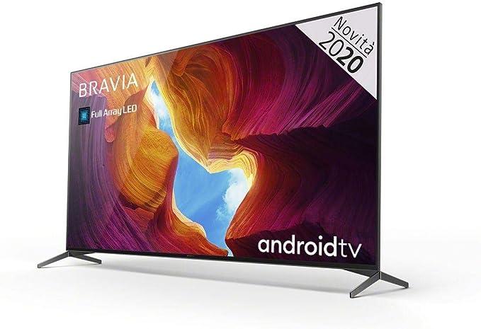 Sony Pantalla 4K Ultra HD, Negro, 75 Inch: Amazon.es: Electrónica