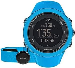 Suunto Ambit3 Sport HR Monitor Running GPS Unit, Blue