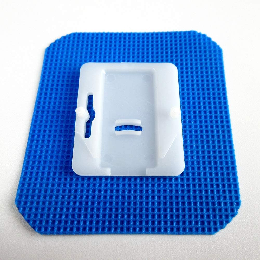 evernice Plastic Darning Plate Feed Dog Cover for Toyota Sp Eco Super Jeans #672489-Dba10