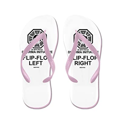 9667b03d98c71 CafePress - Dharma Initiative - Flip Flops