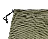 Redneck Convent Mesh Decoy Bag, Drawstring Decoy Backpack 2-Pack Decoy Bags Mesh Duck Decoy Bag, Turkey Decoy Bags, Goose Decoy Bags