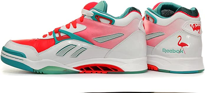 Reebok Pump Court Victory II Miami Vice Homme Chaussures