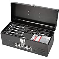 Craftsman 130-Piece Mechanics Tool Set With 16