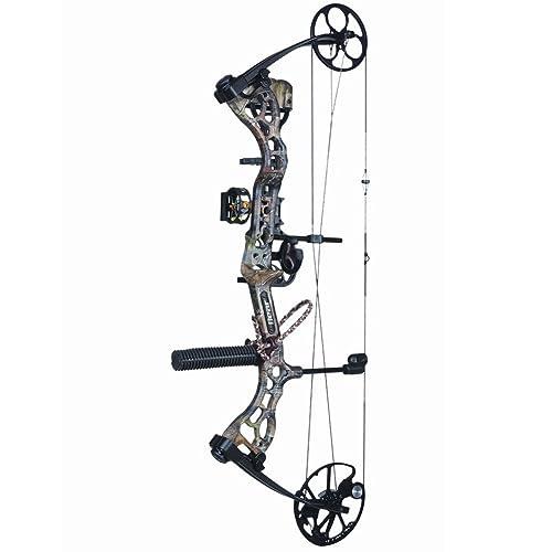 Bear Archery Attitude Compound Bow RTH Realtree RH 70lb A4AT11007R