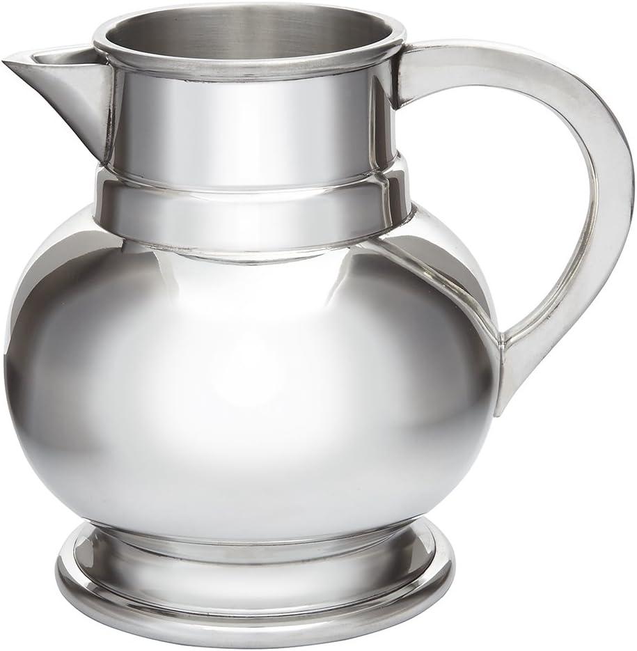 Wentworth peltre–tamaño mediano peltre jarra de cerveza, jarra de cerveza, jarra, jarra de agua, jarra de agua, 1pinta