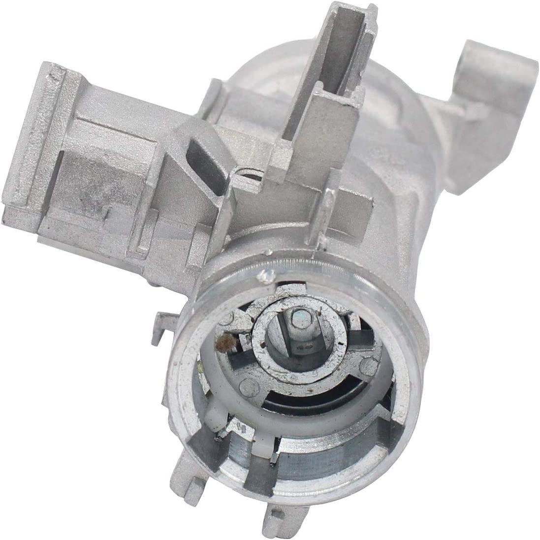 NewYall Steering Lock Without Ignition Starter Switch