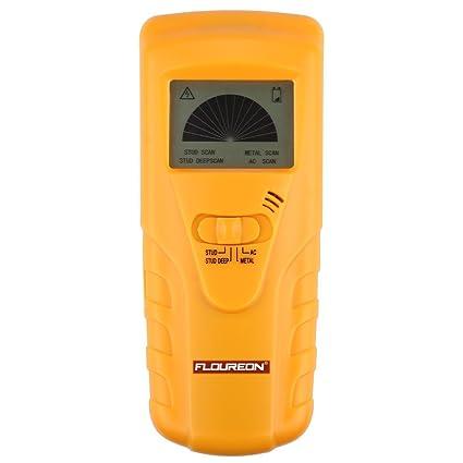 Floureon TH-110 - 3 en 1 Detector Pared de metal, perno prisionero y
